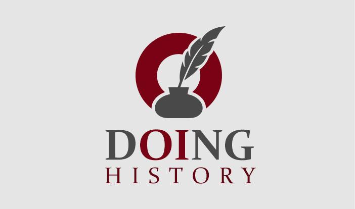 Doing History logo